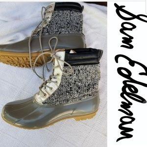 LN Sam Edelman all weather Boots 10